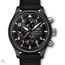 IWC Pilot Chronograph Top Gun IW389101 nuevo