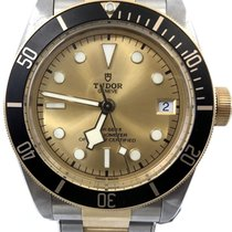 Tudor 79733N Gold/Steel Black Bay S&G 41mm pre-owned United States of America, Florida