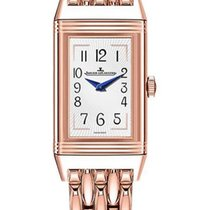 Jaeger-LeCoultre Reverso Duetto Rose gold Silver United States of America, Iowa, Des Moines