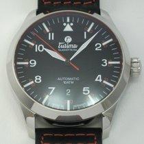 Tutima Steel 41mm Automatic 6105-01 new