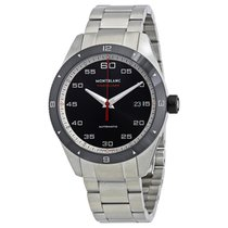 Montblanc new Automatic 41mm Steel Sapphire crystal