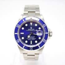 Rolex Submariner Date Steel 40mm Blue No numerals United States of America, California, Sylmar