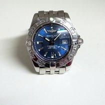 Breitling Galactic 32 Steel 32mm Blue