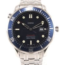 Omega Seamaster 300 Staal 40mm Blauw