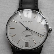 NOMOS Steel Manual winding new Orion Datum