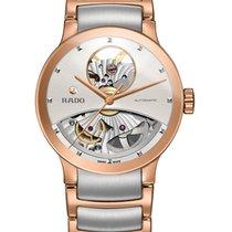 Rado Ladies R30248012 Centrix Automatic Open Heart Watch