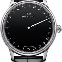 Jaquet-Droz Astrale Steel 43mm Black United States of America, New York, Airmont