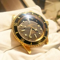 Rolex Submariner 18 Kt Gold