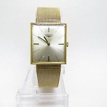 Longines Solid Yellow 9k.Yellow Gold Men Mechanical Movement...