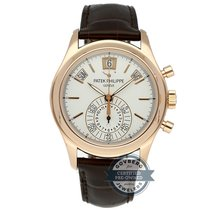 Patek Philippe Complcations Annual Calendar Chronograph 5960R-001