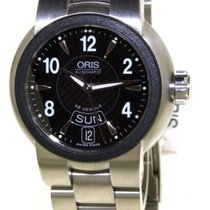 Oris - TT1 DAY DATE - 635 7523 44 64 MB - Unisex - 2011-present