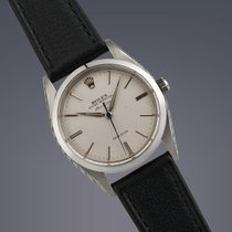 Rolex 'Jumbo' Air-King Ref.5504 steel Oyster Perpetual RARE