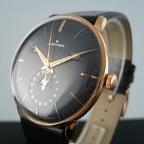 Junghans Meister Calendar Steel 40,4mm Grey No numerals