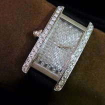 卡地亚 Cartier | Rare Tank Americaine Original Diamond