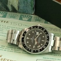 Rolex GMT-Master II 16710 K Serial Unpolished Box & Paper