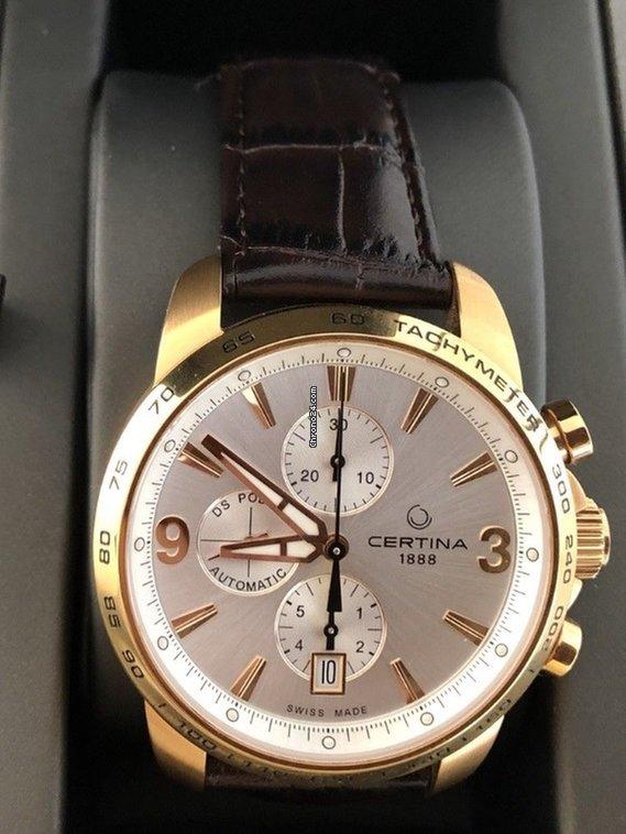 c20dfb41698 Relógios Certina usados - Compare os preços de relógios Certina usados