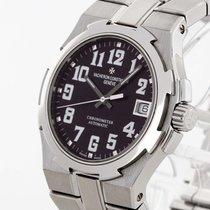 Vacheron Constantin Overseas Chronometer Medium Edelstahl Ref....