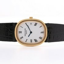 Patek Philippe Golden Ellipse pre-owned 29mm