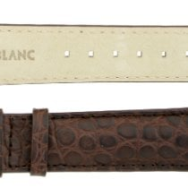 Montblanc Parts/Accessories new Crocodile skin Brown