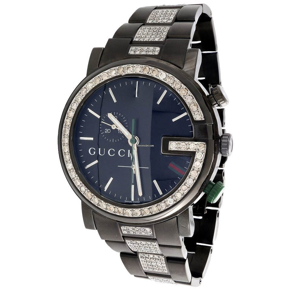 8422f50ddd0 Pre-owned Gucci watches