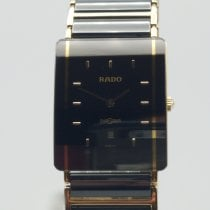 Rado Diastar Ceramic 27mm Black No numerals United States of America, California, STOCKTON