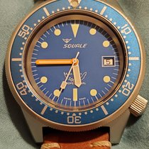 Squale Steel 42mm Automatic pre-owned