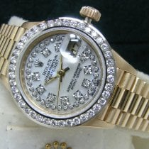Rolex Lady-Datejust Yellow gold 26mm Mother of pearl No numerals United States of America, Pennsylvania, HARRISBURG