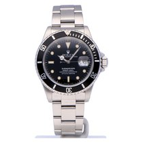 Rolex 16610 Staal 1991 Submariner Date 40mm tweedehands Nederland, Amsterdam