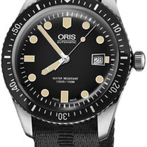 Oris Divers Sixty Five new Automatic Watch with original box 73377204054FS