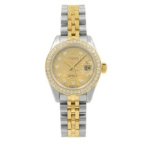 Rolex Lady-Datejust 29mm Champagne United States of America, New York, New York