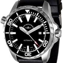 Zeno-Watch Basel Steel 48mm Automatic 6603-a1 new
