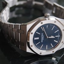 Audemars Piguet 15202ST.OO.1240ST.01 Zeljezo 2015 Royal Oak Jumbo 39mm nov