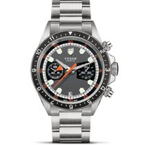Tudor Heritage Chrono Steel 42mm Grey United States of America, Massachusetts, Milford