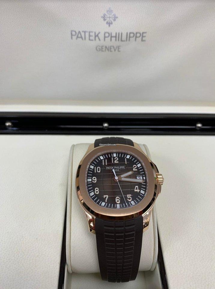 Patek Philippe Aquanaut 5167R-001 2020 new