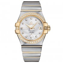 Omega Constellation Ladies 123.25.35.20.52.002 новые