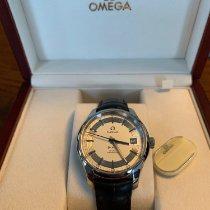 Omega De Ville Hour Vision Staal 41mm Zilver Geen cijfers Nederland, Dodewaard
