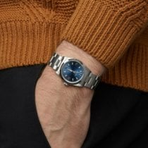 Rolex Oyster Perpetual 31 Steel 31mm Blue