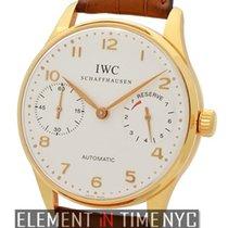 IWC Aur galben 42mm Atomat IW5000 folosit