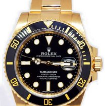 Rolex Submariner Date 116618LN 2019 pre-owned