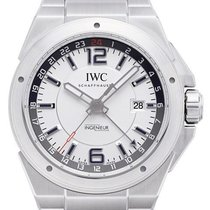 IWC IW324404 Steel Ingenieur Dual Time