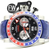 Graham Chronofighter Oversize GMT Limited Edition CSKA Moscu