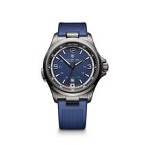 Victorinox Swiss Army Night Vision, date, torch, blue dial,...