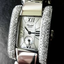 Chopard La Strada Diamonds Steel Luxury Womens  Watch