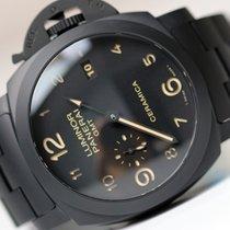 Panerai LUMINOR GMT 1950 3 DAYS ALL BLACK CERAMIC PAM438