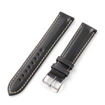 Fortis Lederband L.01 - Dornschließe / Modelle mit Federsteg 20mm