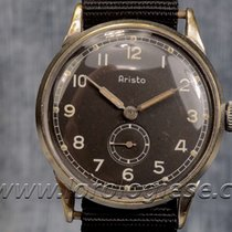 Aristo German Military Luftwaffe Wwii Pilot Watch (rlm) Cal....