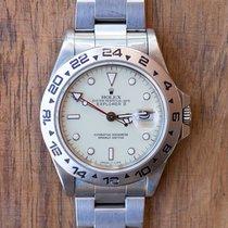 Rolex Explorer II Cream dial