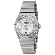 Omega Constellation  Stainless Steel Ladies watch 127.15.27.20...