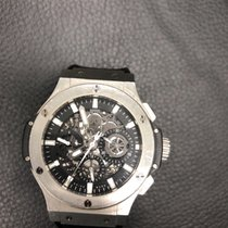 Hublot Big Bang Aero Bang Steel 44.5mm Silver (solid) UAE, Dubai