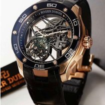 Roger Dubuis Pulsion Tourbillon